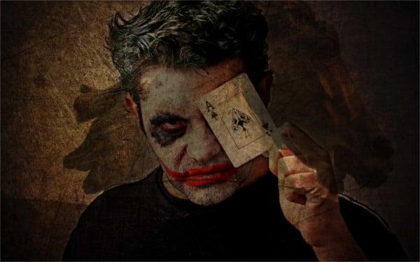 60' Escape - Le cheval du Joker [usr 4]