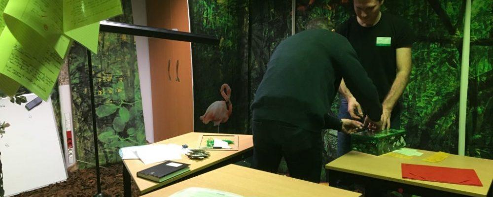 LearningScape : L'escape game à visée pédagogique pour les enseignants !