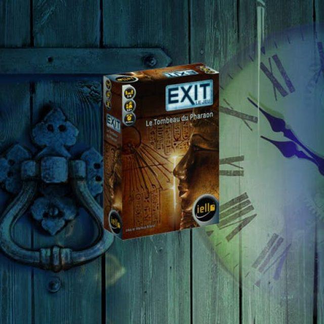 EXIT : L'escape game version jeu de société !