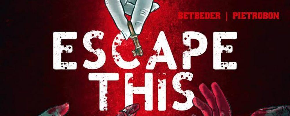 Une BD pas comme les autres : Escape This !