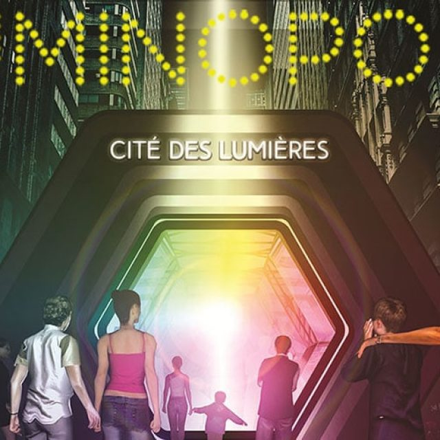 Luminopolis : L'exposition à la manière d'un Escape Game