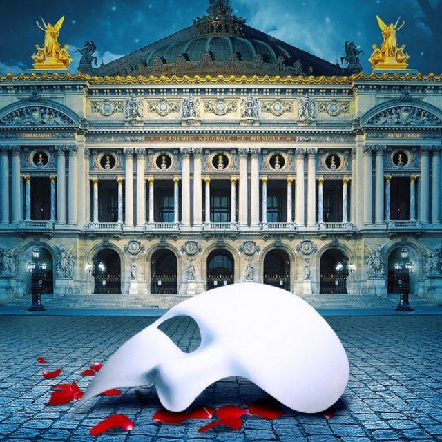 Inside Opéra : Le mystère du fantôme de l'Opéra