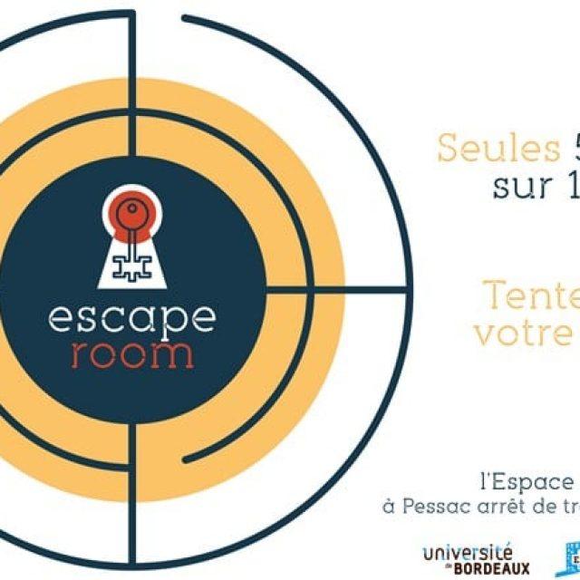 Un escape game pour apprendre à déceler l'état dépressif