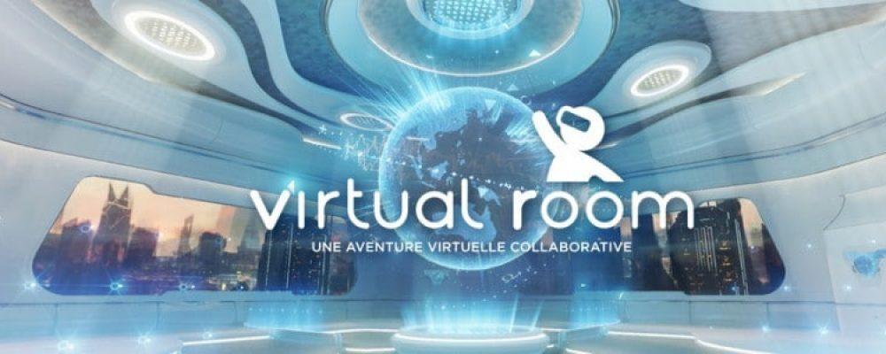 La Virtual Room : Le premier escape game en réalité virtuelle !