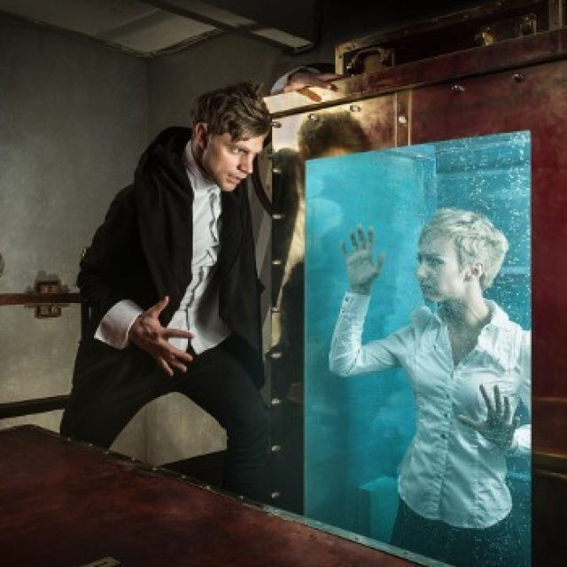 Houdini Escape : La nouvelle énigme magique de Claustrophobia