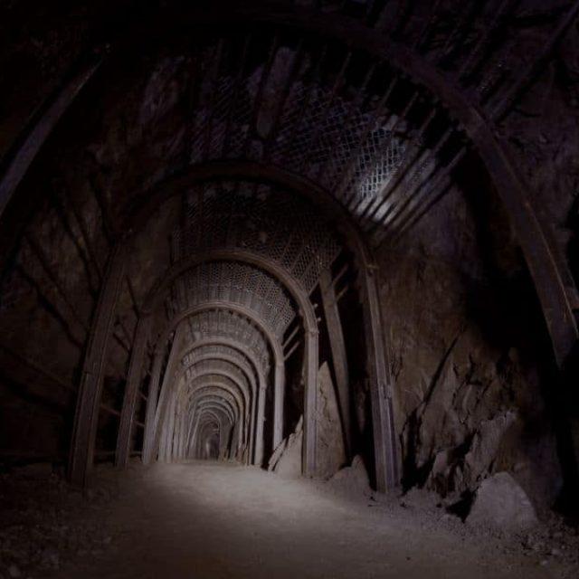 Un escape game dans une mine d'argent en Alsace !