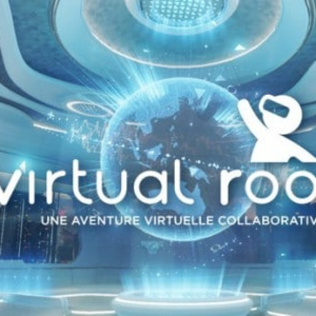 La Virtual Room : Le premier escape game en réalité virtuelle !