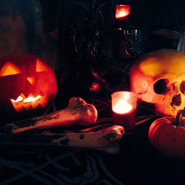 Préparez vous à passer Halloween chez Prizoners !