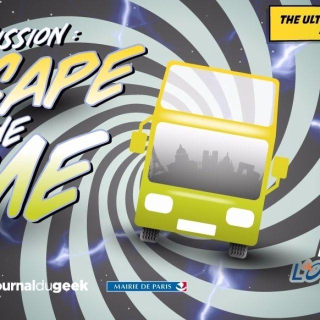 Team Break et L'Open Tour : Le premier escape game itinérant !